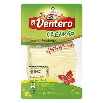 El Ventero Queso Cremoso en Lonchas El Ventero 160 gr