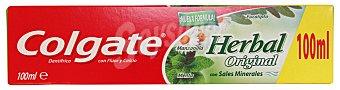 Colgate Dentifrico pasta herbal Tubo 100 ml