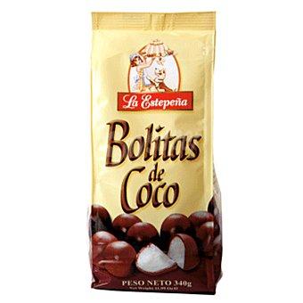 La Estepeña Bolitas coco Bolsa 340 g