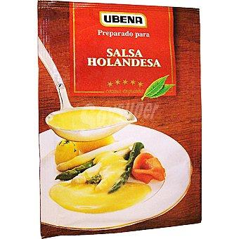 Ubena Preparado para hacer salsa holandesa Sobre 25 g