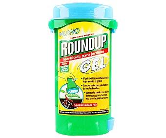 Roundup Herbicida en gel que facilita su adhesión a la hoja evitando el goteo, controla hasta la raíz y elimina hasta 1000 malas hierbas 150 mililitros