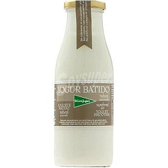 El Corte Inglés Yogur líquido batido natural azucarado Envase 500 g