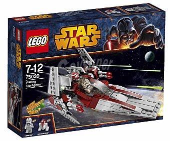 LEGO Juego de Construcciones Stars Wars, V-Wing Starfighter, Modelo 75039 1 Unidad