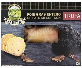 Martiko Foie Gras de pato con trufa 125g