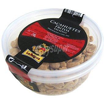 La Reigosa Cacahuetes repelados fritos salados Tarrina 250 g