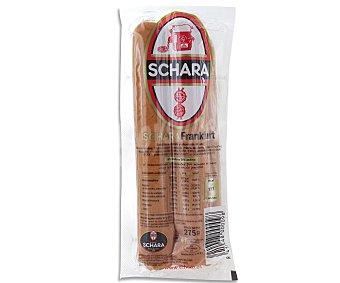 Michael Schara Salchicha Frankfurt Sobre 275 g