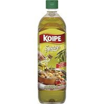Aceite de oliva suave 0 Botella 1 litro
