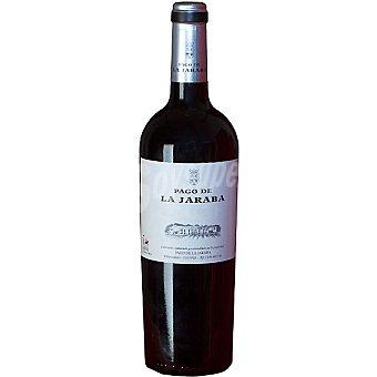 PAGO DE LA JARABA Vino tinto crianza tempranillo cabernet y merlot botella 75 cl