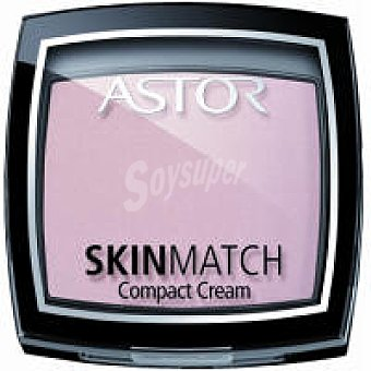 ASTOR Skin Match Maquillaje compacto Pack 1 unid