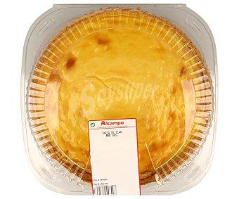 Pasteleria Tarta de flan de masa de repostería 950 gramos