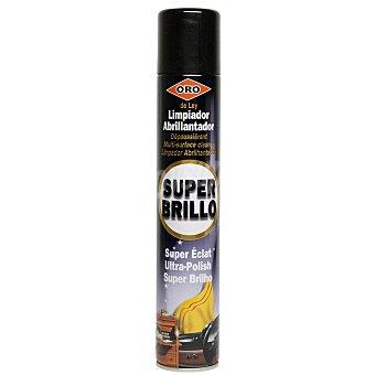 Oro Limpiador abrillantador en spray super brillo 1 l