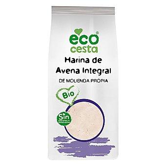 ECOCESTA Harina de avena integral de cultivo ecológico 500 gramos