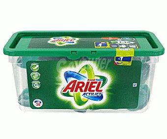 ARIEL EXCEL Detergente Concentrado Tabs Regular 28d
