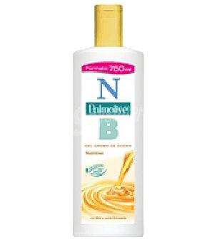 NB Palmolive Gel Crema de Ducha con Miel y Leche 750 ml