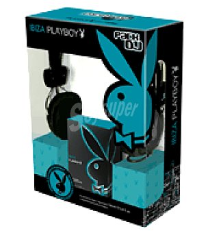 PlayBoy Estuche Colonia Ibiza spray 100 ml. + Auriculares 1 ud