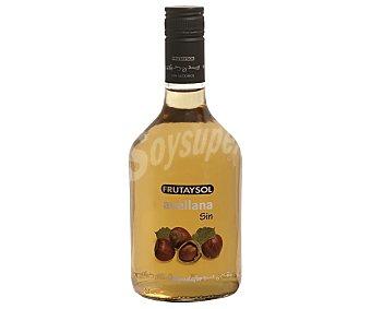Frutaysol Licor de avellana sin alcohol botella de 70 cl