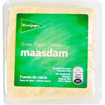 Aliada Queso maasdam tierno  Pieza 300 g