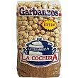 garbanzos extra envase 500 g La cochura