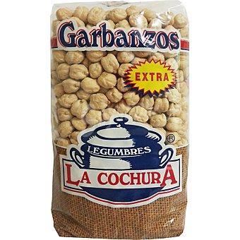 La cochura garbanzos extra envase 500 g