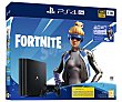 Consola Playstation 4 Pro con disco duro de 1TB, mas contenido descargable de Fortnite, sony Ps4 Pro  Sony