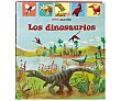 Los Dinosaurios, vv.aa. Género: infantil, enciclopedia. Editorial Larousse.  Larousse