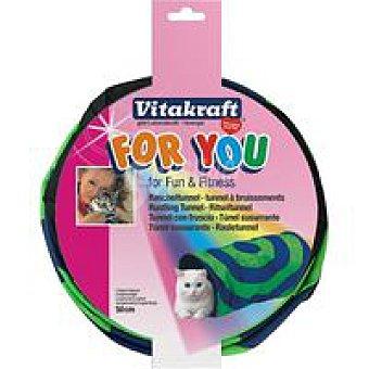 For You Vitakraft Tunel susurrante para gato Pack 1 unid