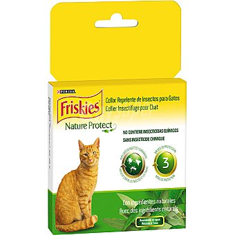 Friskies Purina Collar Herbal Nature Protect Caja 1 unidad