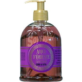 ACQUE D'ORIENTE Jabón líquido de manos Lotus Flower dosificador 500 ml