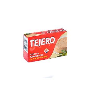 Tejero Atún de Almandraba en aceite de oliva 73 gramos peso neto escurrido