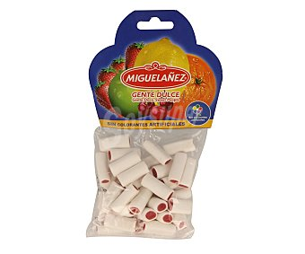 Miguelañez Mini regalices de fresa y nata 150 g