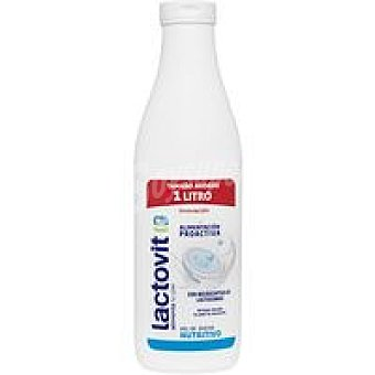 Lactovit Gel nutritivo de leche Bote 1.000 ml