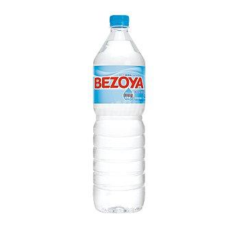 Bezoya Agua mineral Botella 1,5 litros