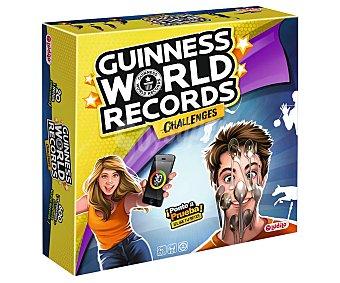 LÚDILO Guinness World Records Challenges Juego de mesa Guinness World Records Challenges, de 2 a 5 jugadores, LÚDILO.