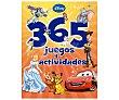 365 juegos y actividades, libro de actividades. Género: infantil, actividades, vacaciones. Editorial Disney.  Timunmas