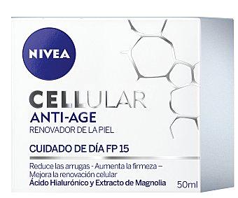 Nivea Crema facial antiedad cuidado de día 50 mililitros