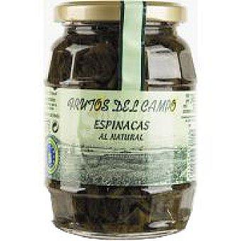 Frutos de Cams Espinaca ecológica Tarro 370 g