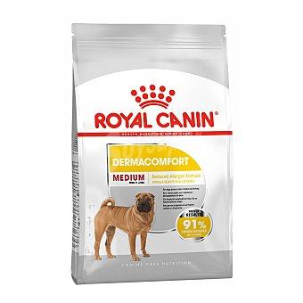 Royal Canin Pienso para perros adultos Medium Dermacomfort 3 Kg