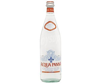 Acqua Panna Nestlé Agua mineral italiana sin gas 75 cl