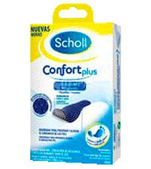 Scholl Plantillas confort masaje 1 ud