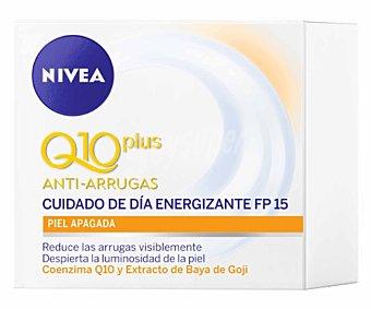 Nivea Energizante antiarrugas FP15 Q10 Tarro 50 ml