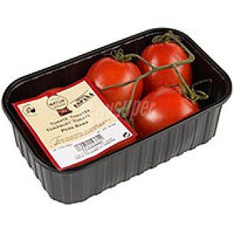 Eroski Natur Tomate Pera en rama Eroski Bandeja 500 g