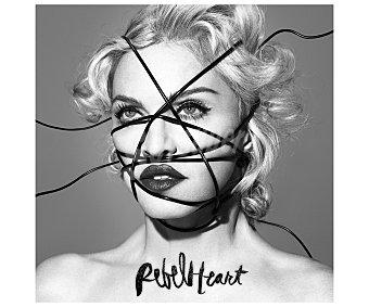 Madonna Rebel Heart  1 unidad