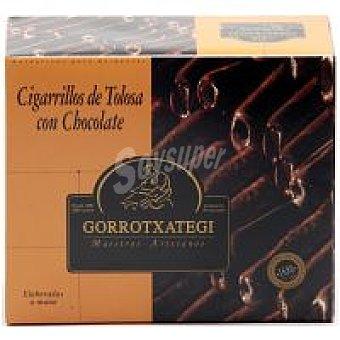 Gorrotxategi Cigarrillos de chocolate de Tolosa Caja 160 g