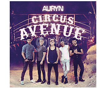 WARNER MUSIC Auryn: Circus Avenue