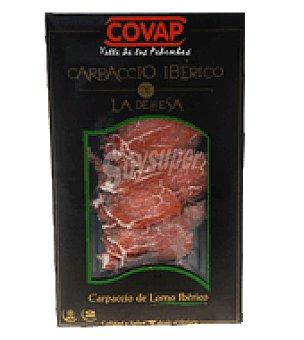 Covap Carpaccio de lomo Ibérico Bandeja de 100 gr