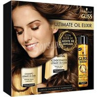 Gliss Ultimate Oil Elixir Pack 1 unid
