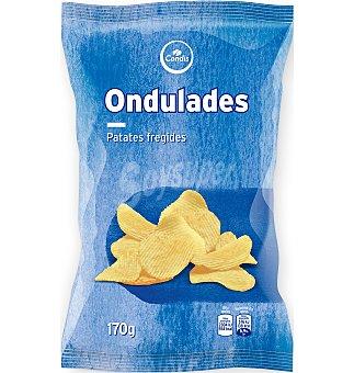 PATATAS Condis onduladas 170 GRS