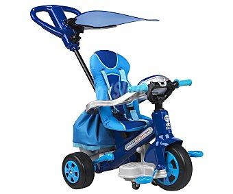 FEBER Triciclo Evolutivo Modelo Baby Twist Color Azul 1 Unidad