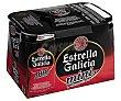 Cerveza especial mini Pack 6 latas x 25 cl Estrella Galicia