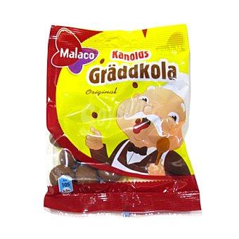 Malaco Caramelos de chocolate Kanolds 80 g